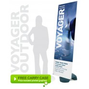 Outdoor Banner System