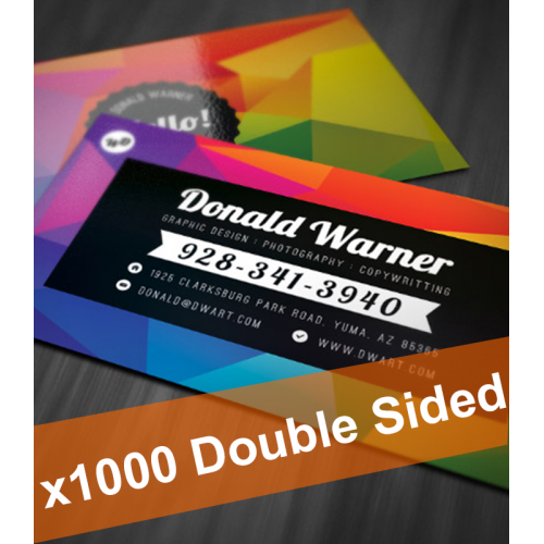 West midlands tamworth printing broadlee 1000 colour business cards 2 sides reheart Image collections